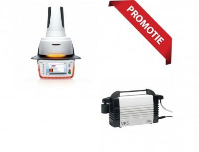 Programat EP5010 + Pompa de vacuum VP5