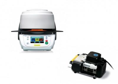 Programat P310 + Pompa de vacuum VP3