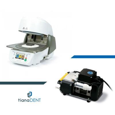 Pachet promotional Programat P310 + Pompa de vacuum VP3 + Produse
