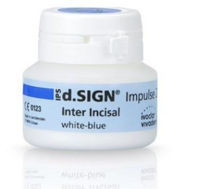 d.SIGN  Inter Incisal white-blue
