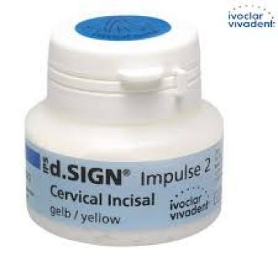 d.SIGN Cervical Incisal