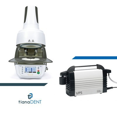 Pachet Programat EP3010 G2 + Pompa de vacuum VP5