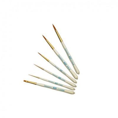 Set Pensule Takanishi Renfert - Set 6 buc
