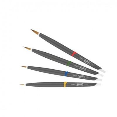 Set Pensule Genius Renfert - 4 buc